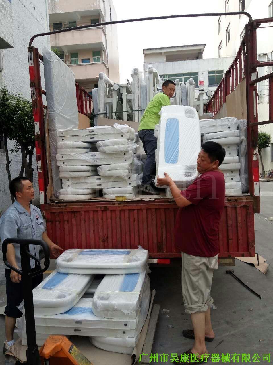 发往深圳的整套医疗床