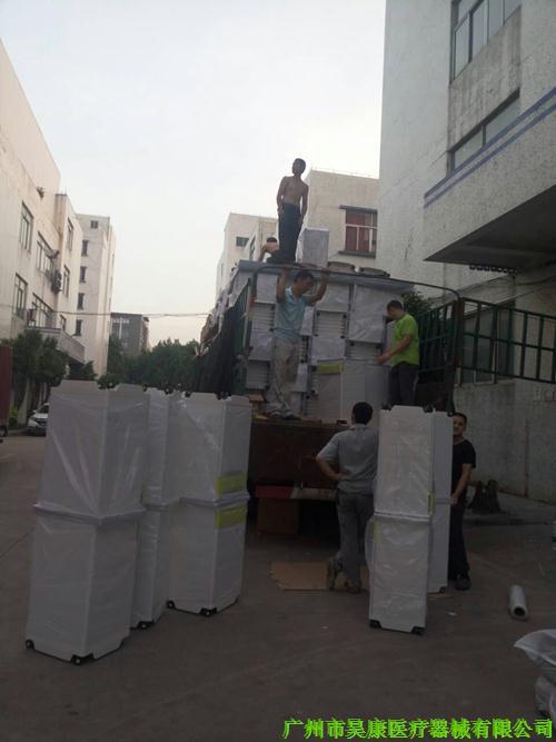 湖南病床---发往湖南的病床装车