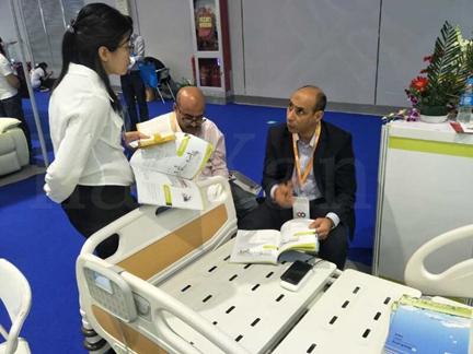 广州千赢国际娱乐官网手机版参加第77届中国国际医疗器械博览会信息