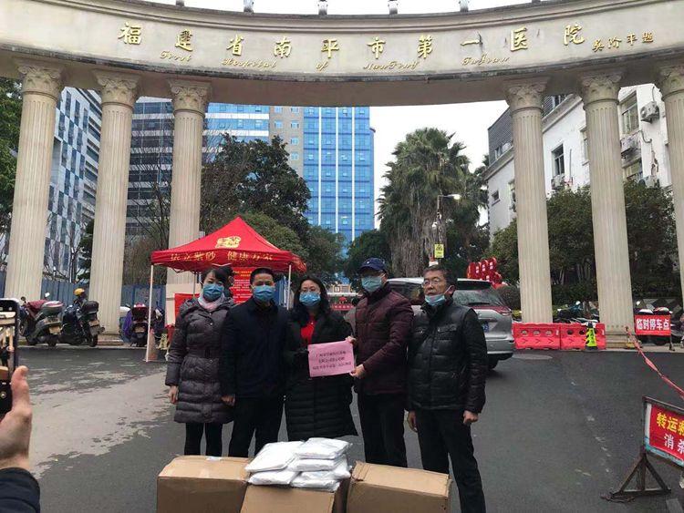 团结一致攻抗疫情——广州市昊康医疗器械有限公司捐赠防护隔离服