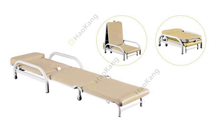 医用可折叠陪护椅HK701