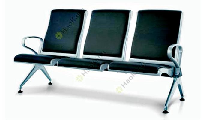 医用不锈钢候诊椅HK-N710A