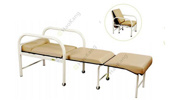 医院病房病人陪护椅HK-N702